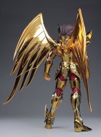 Sagittarius Seiya New Gold Cloth from Saint Seiya Omega SrADKrog