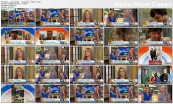 Lea Thompson - Today Show - 5-29-14