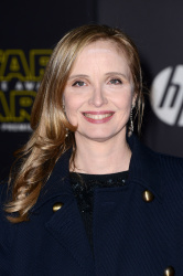Julie Delpy - Star Wars: The Force Awakens World Premiere @ Hollywood Boulevard in Hollywood - 12/14/15