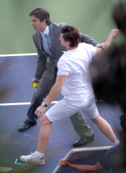 """Ian Somerhalder - Has a Fight Scene on the Set of """"Time Framed"""" 2012.10.21 - 22xHQ FFBRvbhc"""