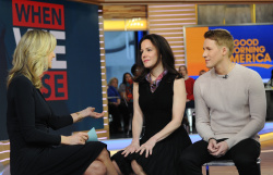 Mary-Louise Parker - Good Morning America: February 23rd 2017
