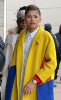 Zendaya Coleman - out in New York - 2/8/14