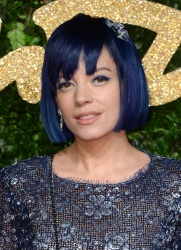 Lily Allen - 2015 British Fashion Awards @ the London Coliseum in London - 11/23/15