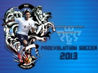 Download PES 2013 Nike Risk Everything Start Screen by z3us
