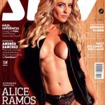 Gatas QB - Alice Ramos Revista Sexy Junho 2015