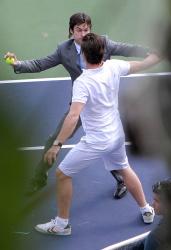 "Ian Somerhalder - Has a Fight Scene on the Set of ""Time Framed"" 2012.10.21 - 22xHQ 0f9AQt1R"