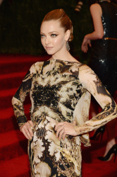 Amanda Seyfried - 2013 Met Gala in NYC 5/6/13