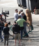 Jennifer Lawrence - On the set of 'Red Sparrow' 4/25/17