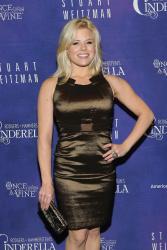 Megan Hilty - 'Cinderella' Broadway Opening Night in NYC 3/3/13
