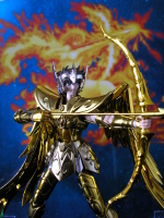 Pegasus Seiya - Sagittarius Aiolos Effect Parts Set Acj6GyMY