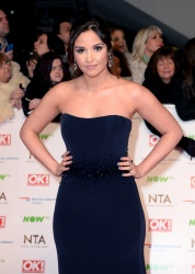 Jacqueline Jossa - 21st National Television Awards @ The O2 Arena in London - 01/20/16