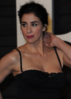 """Sarah Silverman """"2015 Vanity Fair Oscar Party hosted by Graydon Carter at Wallis Annenberg Center for the Performing Arts in Beverly Hills"""" (22.02.2015) 43x   VAolrWfj"""