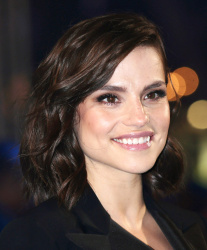 Charlotte Riley - In The Heart Of The Sea UK Premiere @ Empire Leicester Square in London - 12/02/15