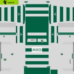 Download Sporting Lisbona 14-15 Kits by Tunevi
