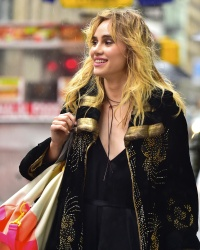 Suki Waterhouse -                 New York City April 25th 2017.