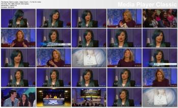 Demi Lovato - Katie Couric - 11-19-13
