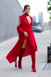 Olivia Culpo -                   	Long Island City July 27th 2017.