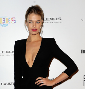 Hailey Clauson - VIBES By SI Swimsuit 2017 Launch Festival in Houston - February 17th 2017