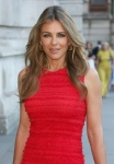 Elizabeth Hurley - The Victoria and Albert Museum Summer Party in London 7/21/17