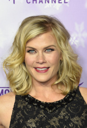 Alison Sweeney - Hallmark Channel & Hallmark Movies & Mysteries Winter 2016 TCA Press Tour @ Tournament House in Pasadena - 01/08/16