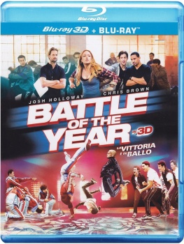 Battle of the Year - La vittoria è in ballo (2013) Full Blu-Ray 34Gb AVC ITA ENG FRE DTS-HD MA 5.1