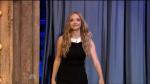 Amanda Seyfried - Late Night with Jimmy Fallon (8-7-13)