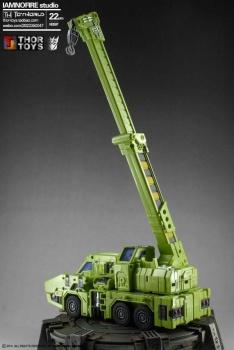 [Toyworld] Produit Tiers - Jouet TW-C Constructor aka Devastator/Dévastateur (Version vert G1 et jaune G2) - Page 7 Qe9m9LqC