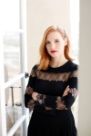Jessica Chastain - LA Times photoshoot December 2016