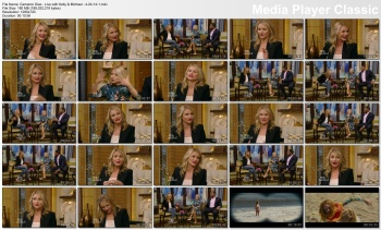 Cameron Diaz - Live with Kelly & Michael - 4-24-14