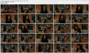 Katey Sagal - Late Late Show With Craig Ferguson - 9-8-14