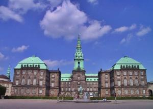 christiansborg castle