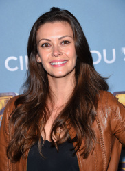 Olga Fonda - Opening Night of Cirque Du Soleil's KURIOS - Cabinet of Curiosities @ Dodger Stadium in Los Angeles - 12/09/15