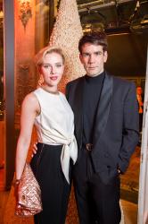 Scarlett Johansson - Yummy Pop Grand Opening Party @ Theatre du Gymnase in Paris - 12/16/16
