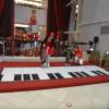 Interactive piano stage UokAPegz