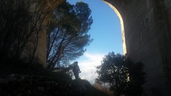 9/03/2016. El Pardo y puente de la bruja RKINAMKM