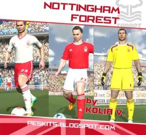 Download Nottingham Forest Full GDB by Kolia V.