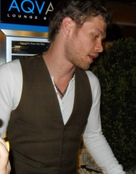 Joseph Morgan - Budapest (Hungary) - April 28, 2012 - 4xHQ HvSFi2AJ