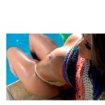 Gatas QB - Cléo Cadillac Revista Sexy Agosto 2016