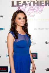 Rachael Leigh Cook - 10th Annual Leather & Laces Party in New Orleans 2/2/13