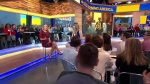Bryce Dallas Howard - Good Morning America 1/16/17 screencaps