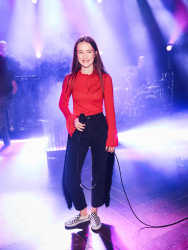 Sigrid - The Late Late Show with James Corden: May 25th 2017