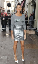 Alesha Dixon at Britain's Got Talent Auditions in London 21st January x9