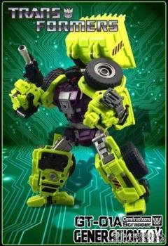 [Generation Toy] Produit Tiers - Jouet GT-01 Gravity Builder - aka Devastator/Dévastateur - Page 2 4OrXA3f8