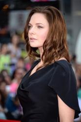 Rebecca Ferguson - Mission: Impossible - Rogue Nation Premiere @ AMC Lincoln Square in Times Square - 07/27/15