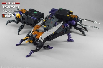 [Fanstoys] Produit Tiers - Jouet FT-12 Grenadier / FT-13 Mercenary / FT-14 Forager - aka Insecticons - Page 4 8wIdKJbQ