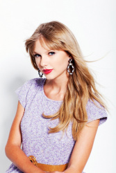 Taylor Swift - Joseph Anthony Baker Photoshoot for Bliss Magazine November 2012