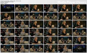 Amy Schumer - Chelsea Lately - 4-14-14