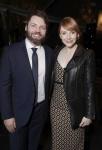 Bryce Dallas Howard - Netflix Screen Actors Guild Nominee Toast in LA 1/29/17