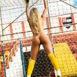 Gatas QB - Rô Fraga (Gata da Copa) Revista Sexy Junho 2014