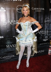 Peta Murgatroyd - MAXIM Magazine's Official Halloween Party in Beverly Hills - 10/24/15